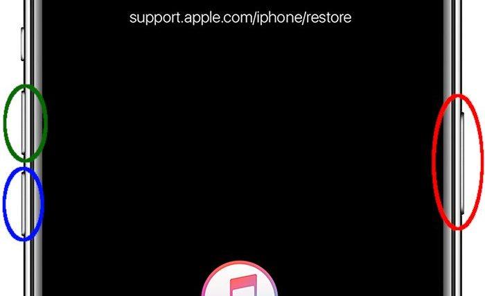 iPhone X / como desativar o modo de segurança