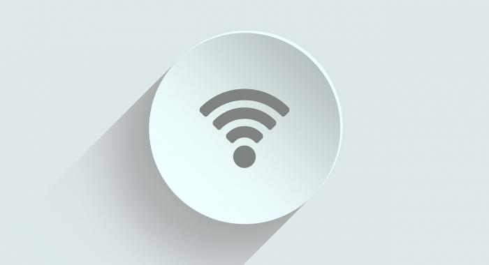 ivke32 / símbolo de Wi-Fi / Pixabay / Como saber quem está usando o seu Wi-Fi