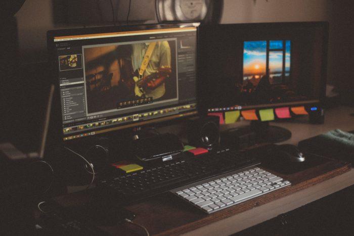 João Silas / image editing / fazer vídeos com música e fotos / Unsplash