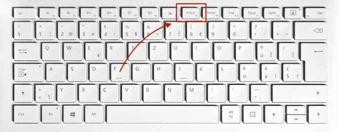 Keyboard / PrtScn / Pixabay