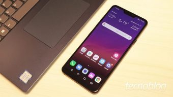 LG G7 ThinQ: caprichado em quase tudo