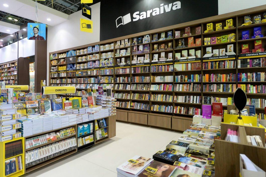 Loja da Saraiva (imagem: Humberto Souza/Saraiva)