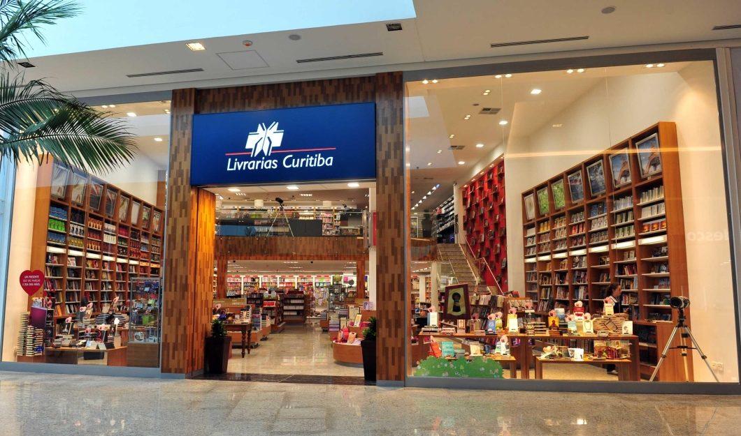 Livrarias Curitiba (Foto: Garten Shopping)
