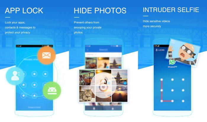 LOCKit / Android / colocar senha em aplicativos