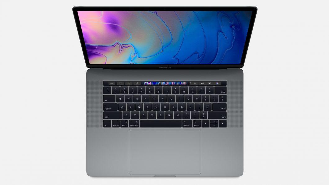 MacBook Pro (15 polegadas, 2018)