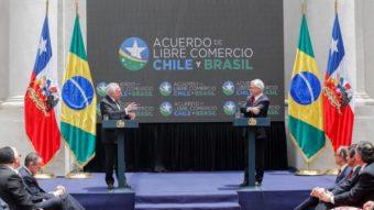 Brasil firma acordo com Chile que acabará com tarifas de roaming internacional