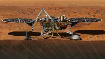 Missão InSight: a sonda da NASA que vai estudar o interior de Marte