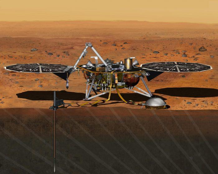 Mars Insight - NASA