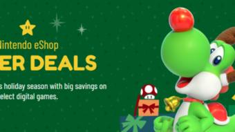Nintendo dá descontos em jogos do Switch na Black Friday