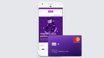 Nubank Rewards muda conversão de pontos e ganha cartão exclusivo