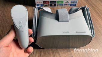 Oculus exigirá conta do Facebook em óculos de realidade virtual
