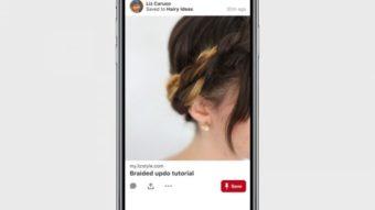 Pinterest adota feed semelhante ao Instagram no iPhone e Android