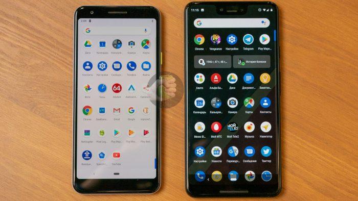 Pixel 3 Lite e Pixel 3 XL (Foto: Wysla)