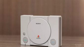 PlayStation Classic é vendido por apenas US$ 25 nos EUA