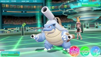 Como usar a mega evolução em Pokémon Let's Go