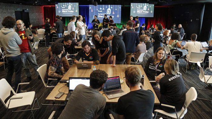 Ao todo, operação do Google na Black Friday conta com mais de 400 pessoas