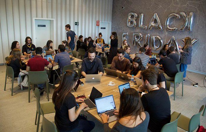 A sala de guerra do Google para atender PMEs na Black Friday