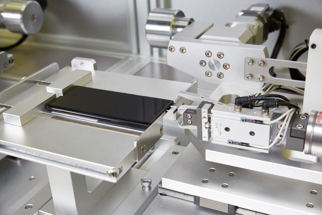 Queria uma maquininha assim para trocar o chip (Foto: Divulgação/Samsung)