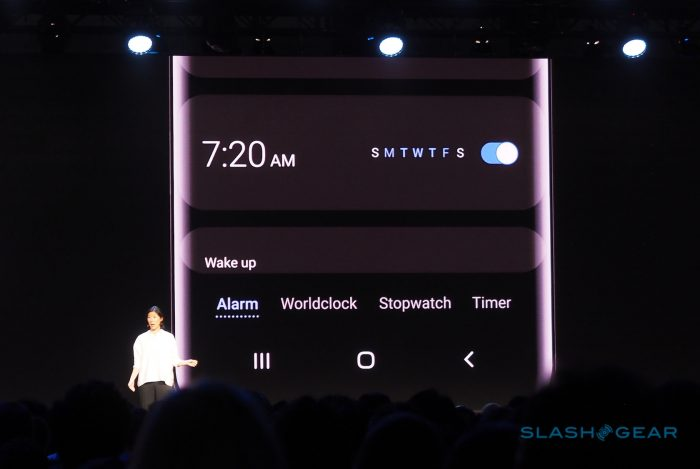 Samsung One UI (Foto: SlashGear)