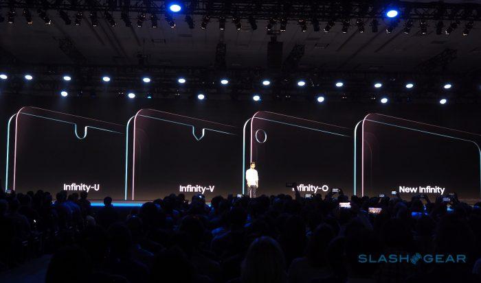 Novas telas da Samsung (Foto: SlashGear)