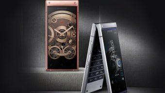 Samsung W2019 é um celular flip de R$ 10 mil com Snapdragon 845