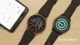 Samsung Galaxy Watch: atenção aos detalhes