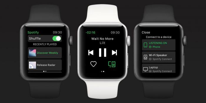 Apple / Como ouvir música do Spotify no Apple Watch