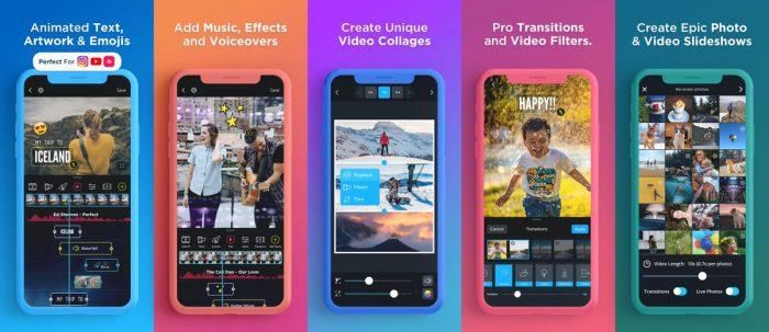 VidLab / iOS / aplicativo de fazer vídeo