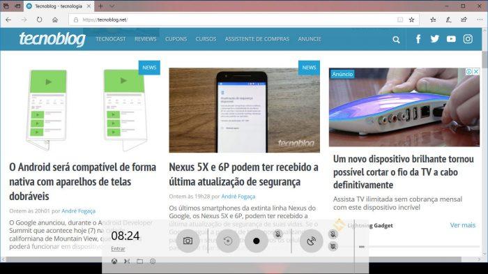 Windows / gravação de tela / aplicativos para gravar a tela do pc e do mac