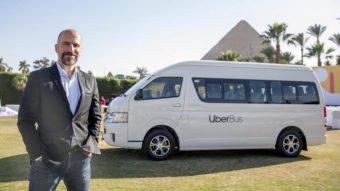 Uber Bus é um serviço de ônibus por aplicativo para até 20 passageiros