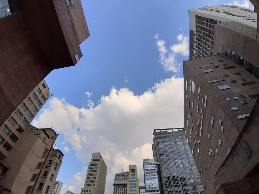 Foto registrada com o Galaxy A7 2018