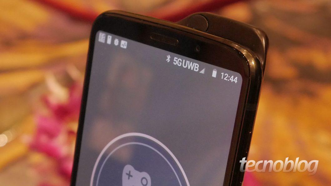 Moto Z3 com 5G
