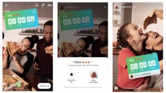 Como usar a figurinha de contagem regressiva no Instagram