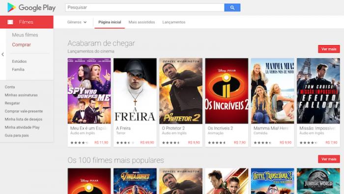 Google Filmes - Movies