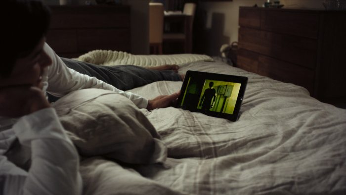 Netflix no tablet Android offline