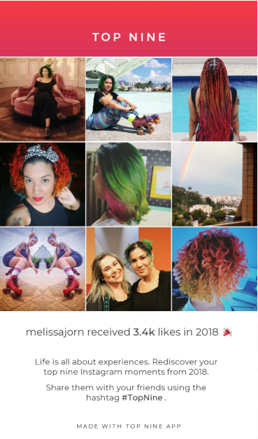 Top 9 Instagram
