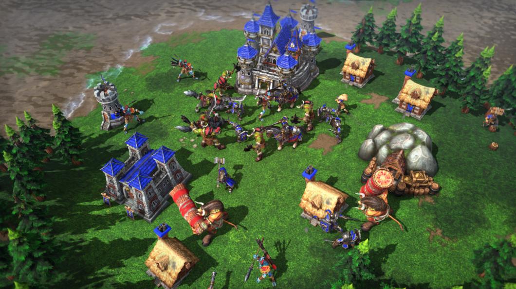 Warcraft III: Reforged / Divulgação