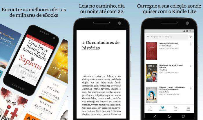 Android / Amazon Kindle Lite