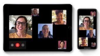 Como fazer uma chamada de vídeo no FaceTime (até 32 pessoas)