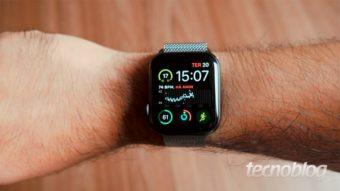 Apple conversa com Anvisa para ativar eletrocardiograma do Apple Watch no Brasil