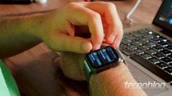 Apple Watch Series 4: muitas melhorias por muito dinheiro