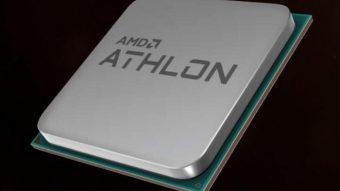 Athlon 220GE e 240GE são os novos processadores de baixo custo da AMD