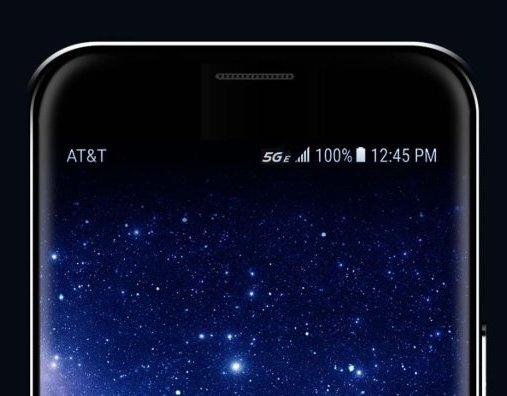 AT&T 5G E