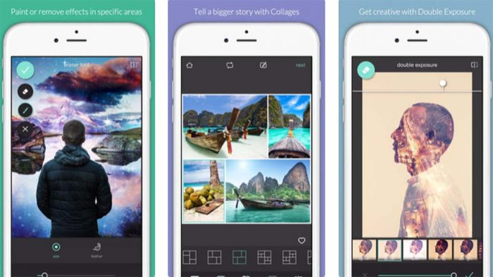 iPhone / Autodesk Pixlr / editores de fotos para iphone