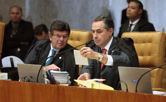 Foto: Carlos Moura/SCO/STF