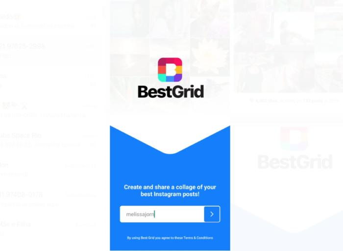 BestGrid - Instagram