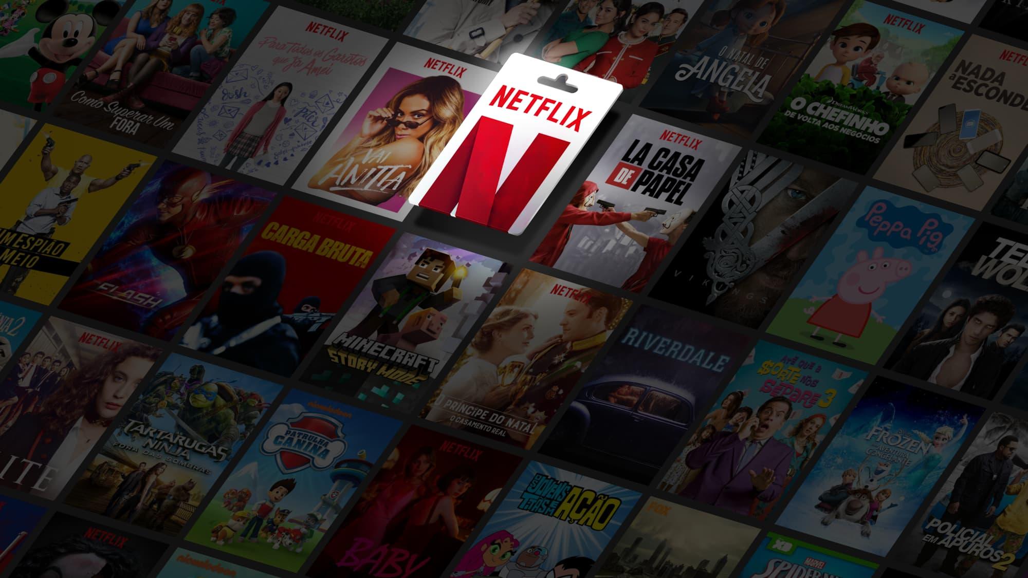 Onde comprar um cartão pré-pago da Netflix no Brasil – Tecnoblog