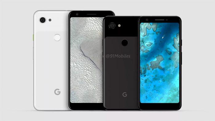 Comparativo entre o Pixel 3 Lite XL e o Pixel 3 Lite