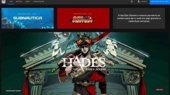 Epic Games Store escaneia seu cache local do Steam