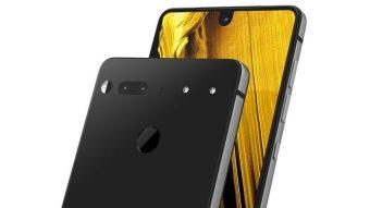 """Essential Phone sai de linha e """"pai do Android"""" prepara sucessor"""